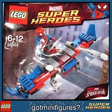 LEGO Super Heroes Ultimate Spider-Man [30302] - Building Set Movie